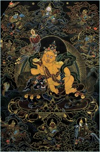 Тханка, Йога-тур в Гималаи
